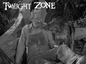 "from the TV series ""The Twilight Zone"""