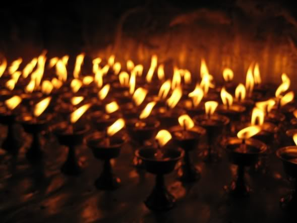 One Candle Can Light A Room Quote