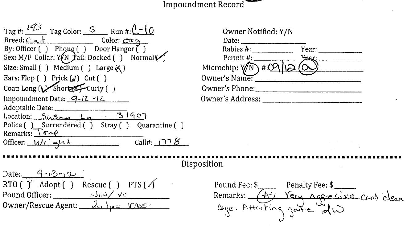 dog shot record form - Mersn.proforum.co