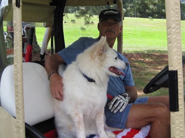 At Golf Trimmed
