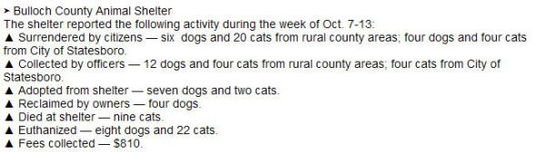 Screengrab from Statesboro Herald, October 20, 2013