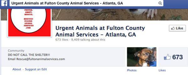 Screengrab from Facebook