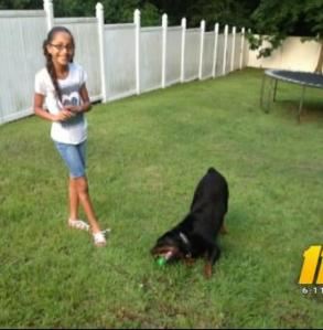 Debo, as pictured on the ABC 11 website.