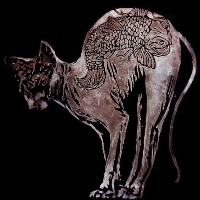 """""""Yakuza Kitty"""" by Will Koffman"""