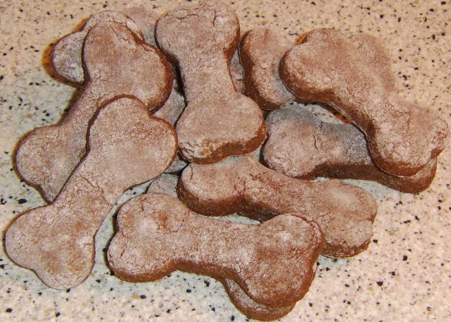 gingerbread buttermilk bones