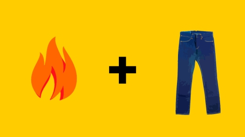 pants plus fire